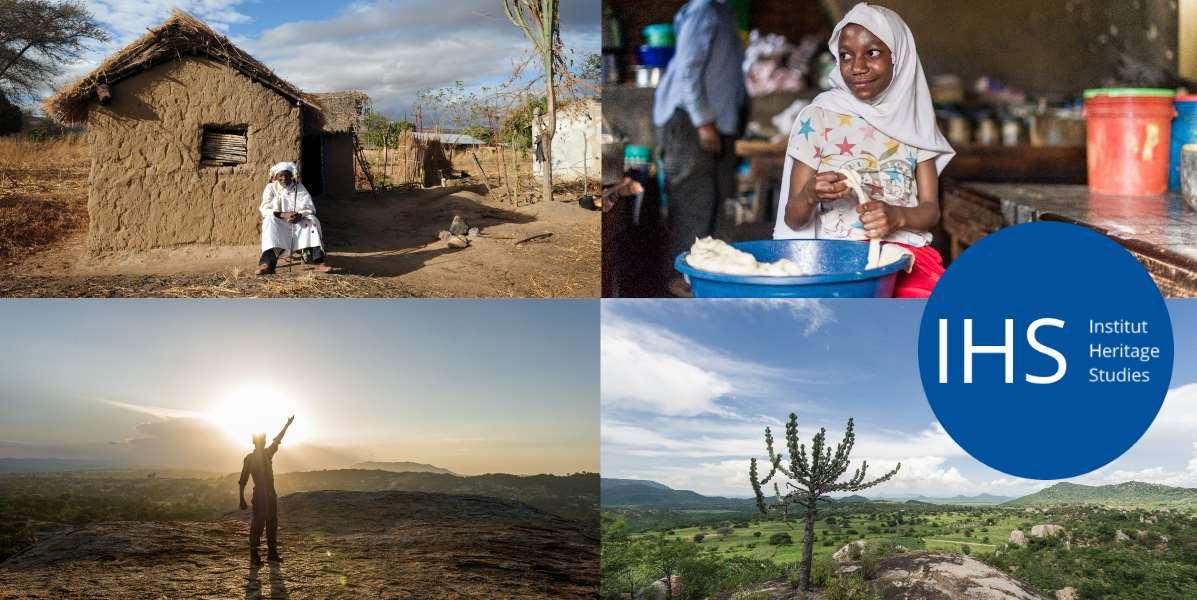 Tansania-collage